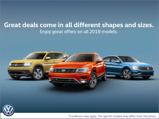 Volkswagen Sales Event