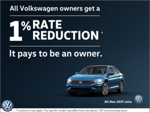 Save on the 2019 Jetta