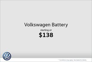 Volkswagen Battery at $138