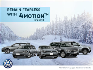 Remain Fearless with 4Motion Event