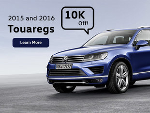 15' and 16' Touareg Special