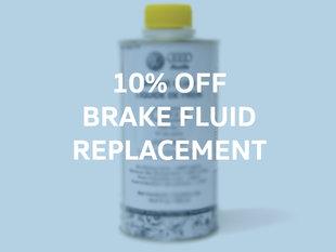 Brake Fluid Replacement