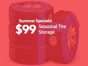 $99 Tire Storage