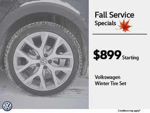 Winter Tire Pricing!