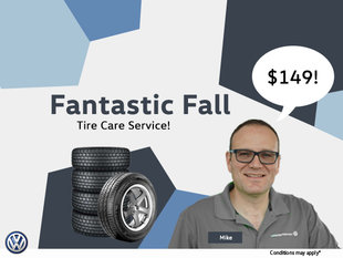 Fantastic Fall Tire Care Package!