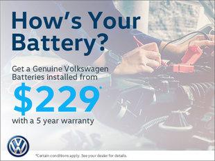 Battery Offer