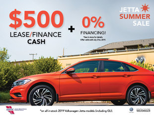 Jetta Summer Sale | South Centre