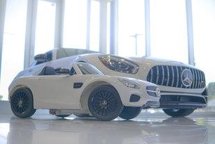 Jouet Mercedes-Benz GT