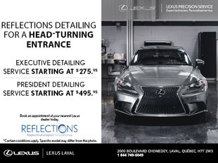 Reflections Auto Detailing Program
