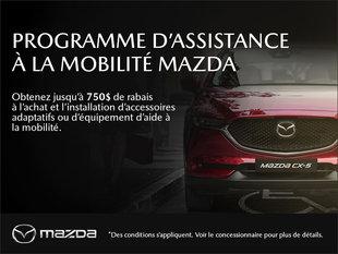 Mazda Gabriel St-Jacques - Programme d'assistance à la mobilité Mazda