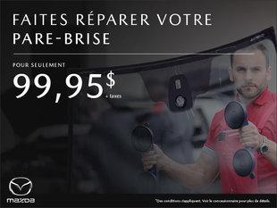Mazda Pointe-aux-Trembles - Réparation de pare-brise