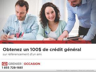 Obtenez un 100$ de crédit général chez Grenier Occasion