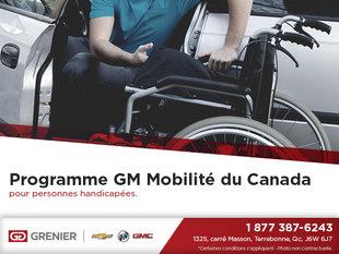 Programme GM Mobilité du Canada