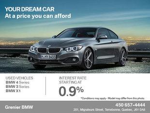 Get Your Dream Car!