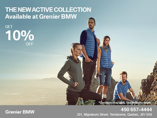Get 10% Off the New Active Collection