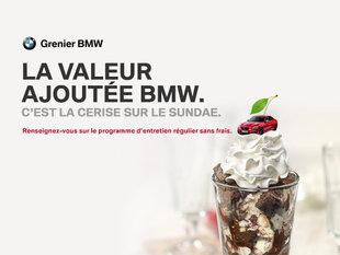 Valeur ajoutée BMW