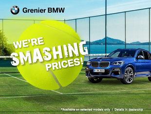 We're SMASHING prices!