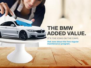 BMW added value