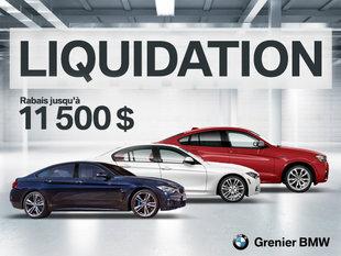 Liquidation véhicules neufs