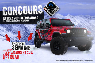 CONCOURS OFFROAD!