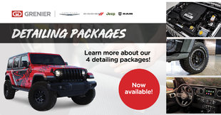 Detailing packages!