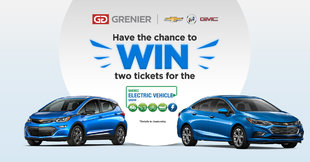 Win your QEVS tickets!