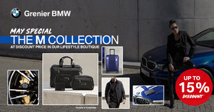 M COLLECTION discounts!