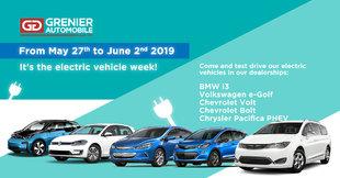 Grenier Automobile : Electric vehicle week!