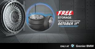 Free storage promotion