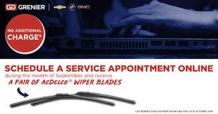 Wiper promotion
