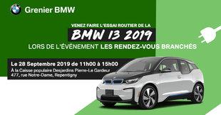 Rendez-vous branché BMW