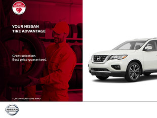 The Nissan Tire Advantage