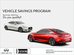 Vehicle Savings Program