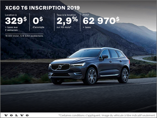 XC60 T6 Inscription 2019