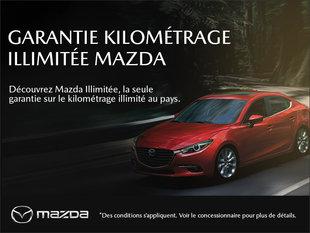 Garantie kilométrage illimitée Mazda