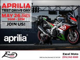 Aprilia Test Drive Day