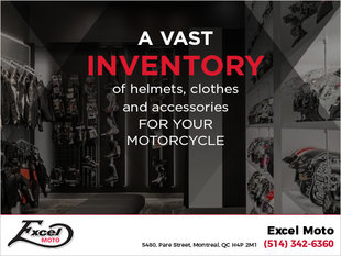 Everything You Need for Your Motorcycle