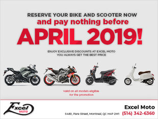 Reserve your bike and scooter