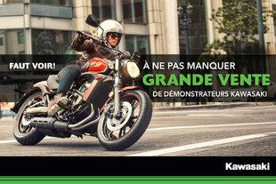 Grande vente Kawasaki