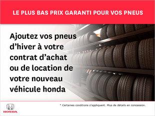 Offres spéciales sur les pneus