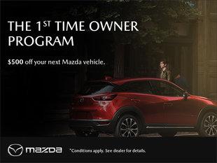Truro Mazda - Mazda 1st Time Owner Program