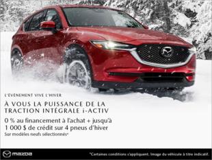 Mazda Joliette - L'événement vive l'hiver Mazda!