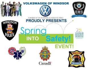 Spring Into Safety