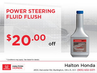 Save On Your Power Steering Fluid Flush!