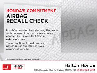Airbag Recall Check