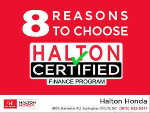 Halton Certified Finance Program