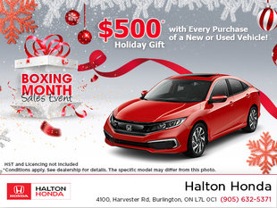 It's the Boxing Month Sales Event!