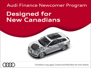 Audi Finance Newcomer Program