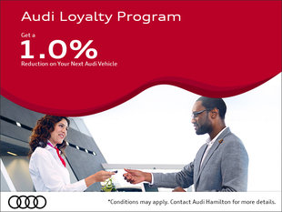 Audi Loyalty Program