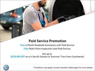 Paid Service Promotion